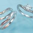 婚約指輪~ハートのダ…