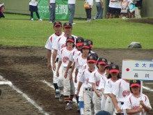 オール大井西(女子軟式野球チーム)のWCBFまでの道。
