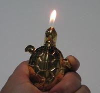 亀の子これくしょん-ライター