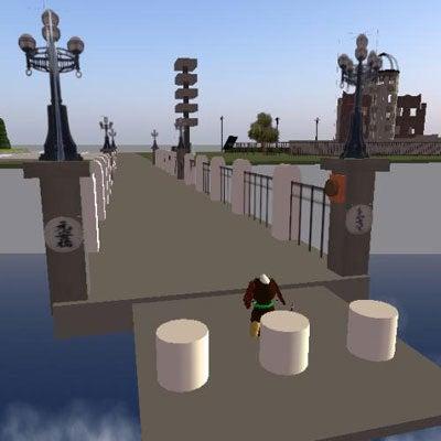 セカンドライフ広島:通りすがりのいぬつんは見た!