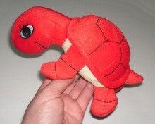 亀の子これくしょん-真っ赤
