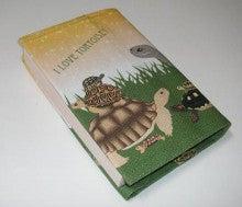 亀の子これくしょん-ブックカバー