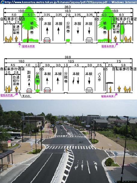 街や交通網の盛衰を記録する....警「美」報 告 書 ☆彡   ▼CAMMIYA-都道12号深大寺西側