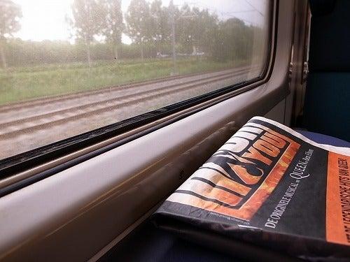 ★ 世界一周御披露目帳 ★-電車でGO