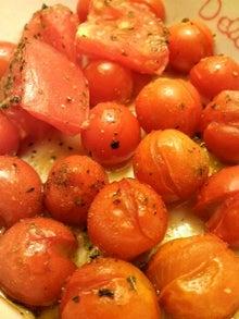 日々 更に駆け引き-ミニトマト
