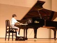 三度目で結(ユウ)-ピアノの発表会