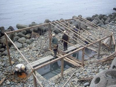 (足跡の足跡)めんたる系-小屋を建てます