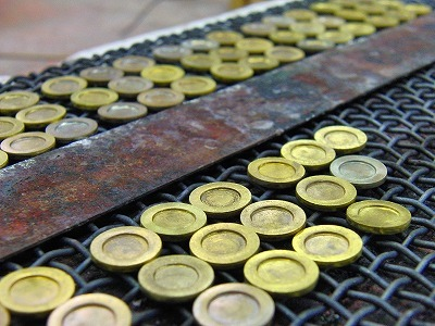 METAL  HOUSE   - about  metal fittings --オリジナルホック、カシメ、ボタン、ブローチ金具