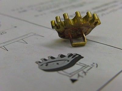 METAL  HOUSE   - about  metal fittings --お客様オリジナルロゴ入り金具 作成