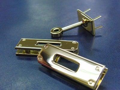 METAL  HOUSE   - about  metal fittings --手作り、高級ケリーバーキン金具