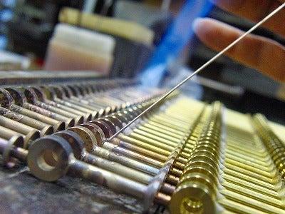 METAL  HOUSE   - about  metal fittings --メタルハウスオリジナル手作り、ケリーバーキン金具