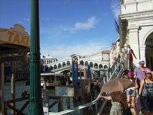 老人とブログの海-リアルト橋