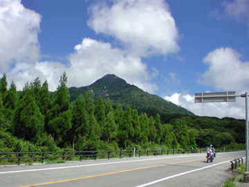 The answer is blowin' in the wind.-偶然バイクが♪