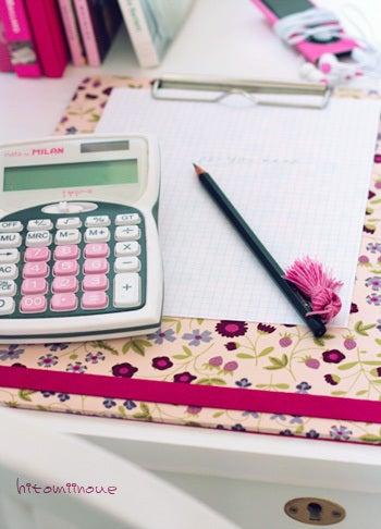 $カルトナージュと手作り小物でかわいいインテリア♪井上ひとみのかわいいこと日記