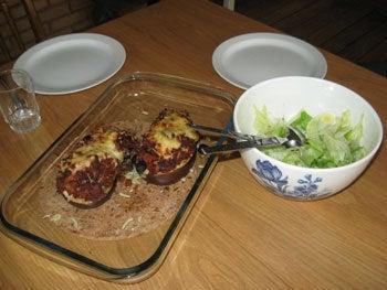 $北欧からコンニチワ-茄子のグラタン