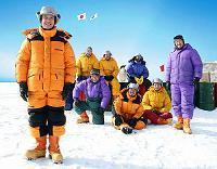 別館ヒガシ日記-南極