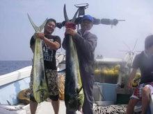 沖縄から遊漁船「アユナ丸」-釣果(22.06.13)