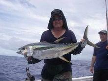 沖縄から遊漁船「アユナ丸」-釣果(22.06.24)