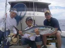沖縄から遊漁船「アユナ丸」-釣果(22.07.10)