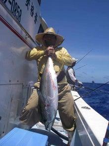 沖縄から遊漁船「アユナ丸」-釣果(22.06.27)