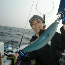 海釣り~☆イナワラ♪