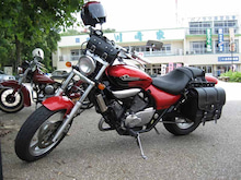 黒ヤギ爺のヨチヨチ バイクライフ