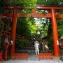 神々しい京都の奥座敷…
