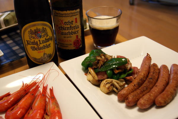 食べて飲んで観て読んだコト-ドイツビール