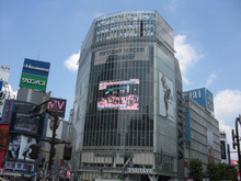 NEC特選街情報 NX-Station Blog-渋谷駅前屋外ビジョン