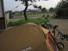 歩き人ふみの徒歩世界旅行 日本・台湾編-明日香村でテント