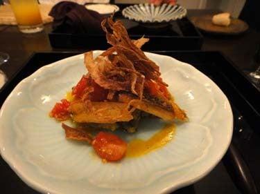 横浜発 驢馬人の美食な日々-Comme un oiseau25