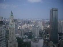 N.Y.に恋して☆-manhattan view