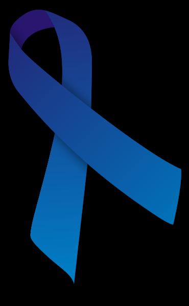 370px-Blue_ribbon_svg