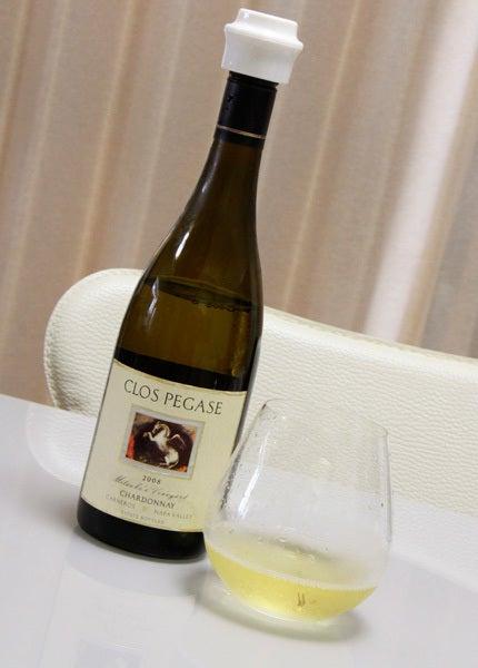 $cheltenhamのブログ-Clos Pegase Mitsuko's Vineyard Chardonnay 2008