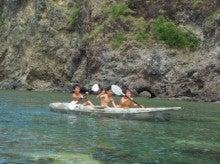 小笠原エコツアー 父島エコツアー         小笠原の旅情報と小笠原の自然を紹介します-カヤック