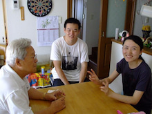 NPO法人関西留学生支援センター「松風(まつかぜ)寮」寮長日記-home10