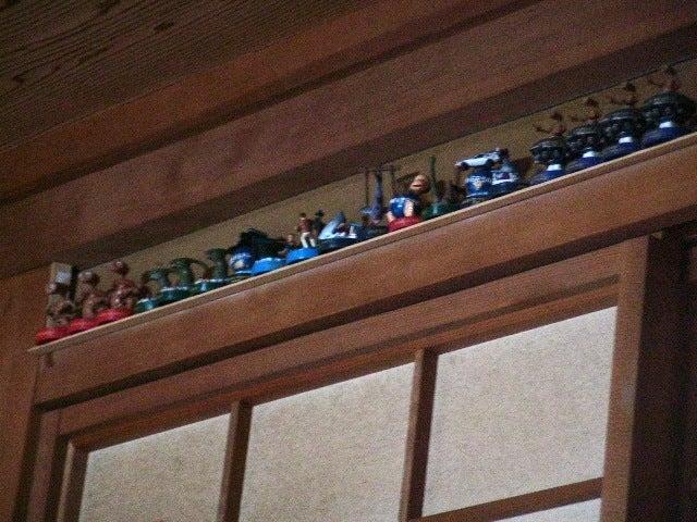 おまけ道@琵琶湖畔で実家生活♪ポテチンっ♪-20100829