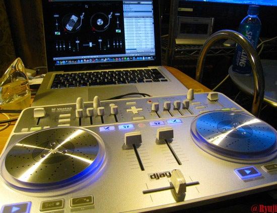 $∞最前線 通信-DJ player for Mac SPIN of Ryuji69