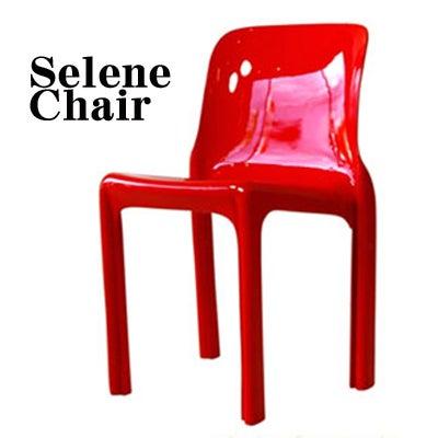 SEAT MANIA シートマニアのイイ椅子みーつけた!?-Selene Chair