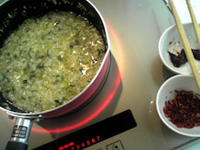sowju.com-食べるラー油製作中