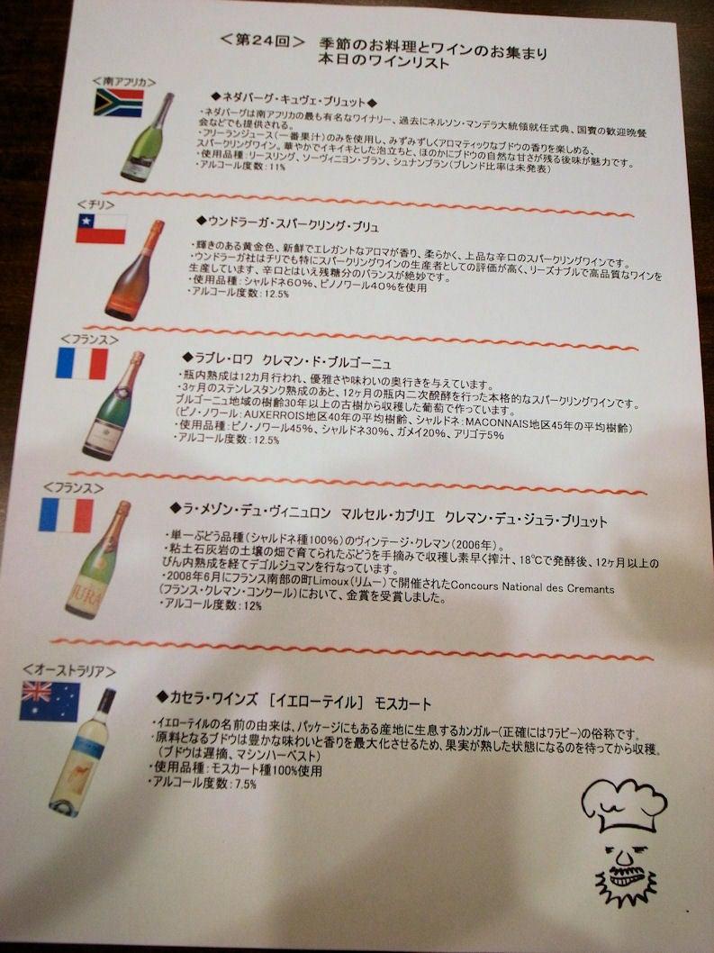 本町で働く会社員のアメブロ-びぎんワイン会0