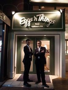 Last More  -斉藤泰一郎 ブログ--Eggs'n Things キメ!