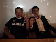 Last More  -斉藤泰一郎 ブログ--Montook with Rebola