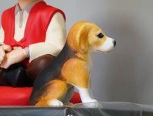 上賀茂からこんにちは。-ペットフィギュアと還暦祝いそっくり人形