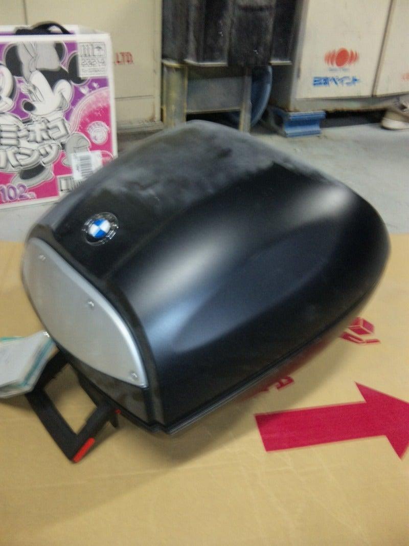女職人が書く京都の板金屋さんのブログ☆★-BMW バイク