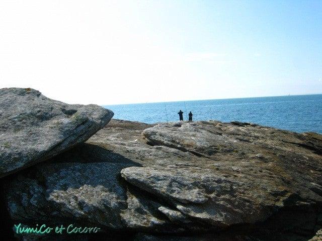 - Le blog de Paris- フランス生活,旅行記,結婚-釣り人