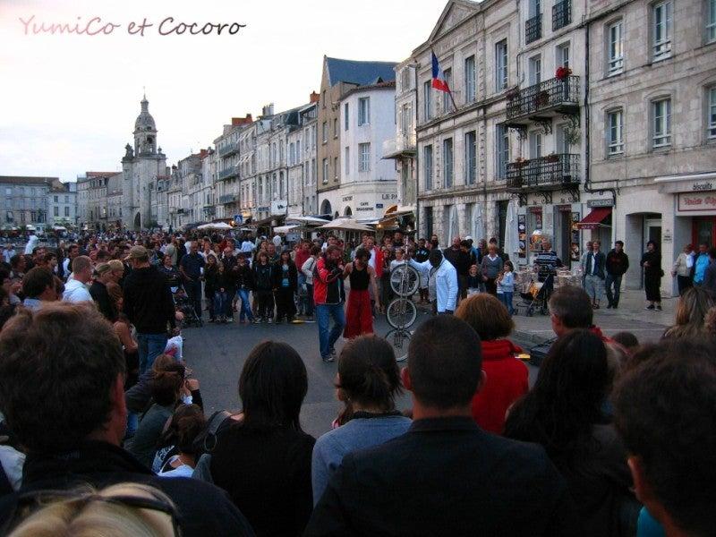 - Le blog de Paris- フランス生活,旅行記,結婚-大道芸