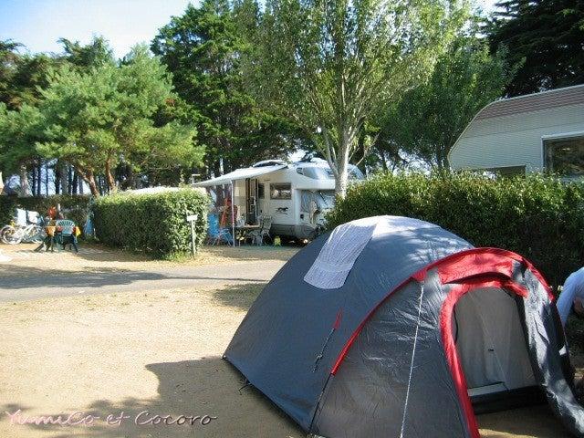 - Le blog de Paris- フランス生活,旅行記,結婚-Camping du Conguel