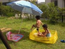 ぽんしゃん、ばぶやんの BUNCH OF LOVELY DAYS!!-pool