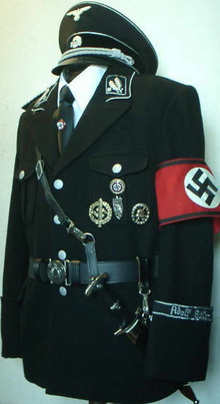 ナチスSS親衛隊・近衛師団用制服|Tresors de Cedric
